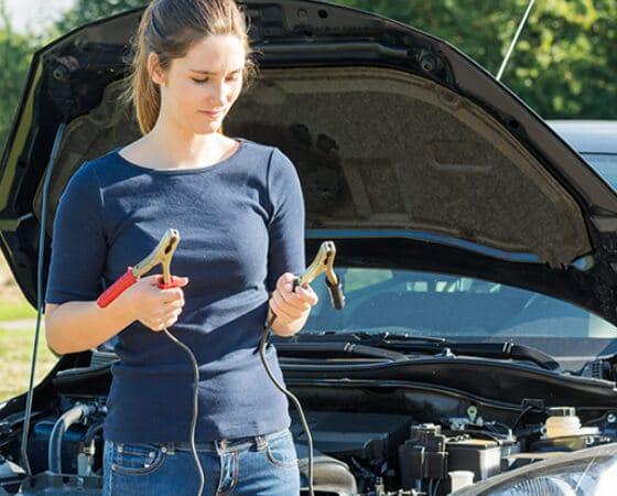 Services - Démarrage et Dépannage Batterie - Dépannage et Remorquage Voiture - 0485 964 008
